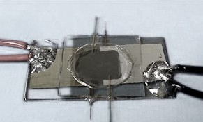 Prototyp of a 3P-micro-fuel-cell